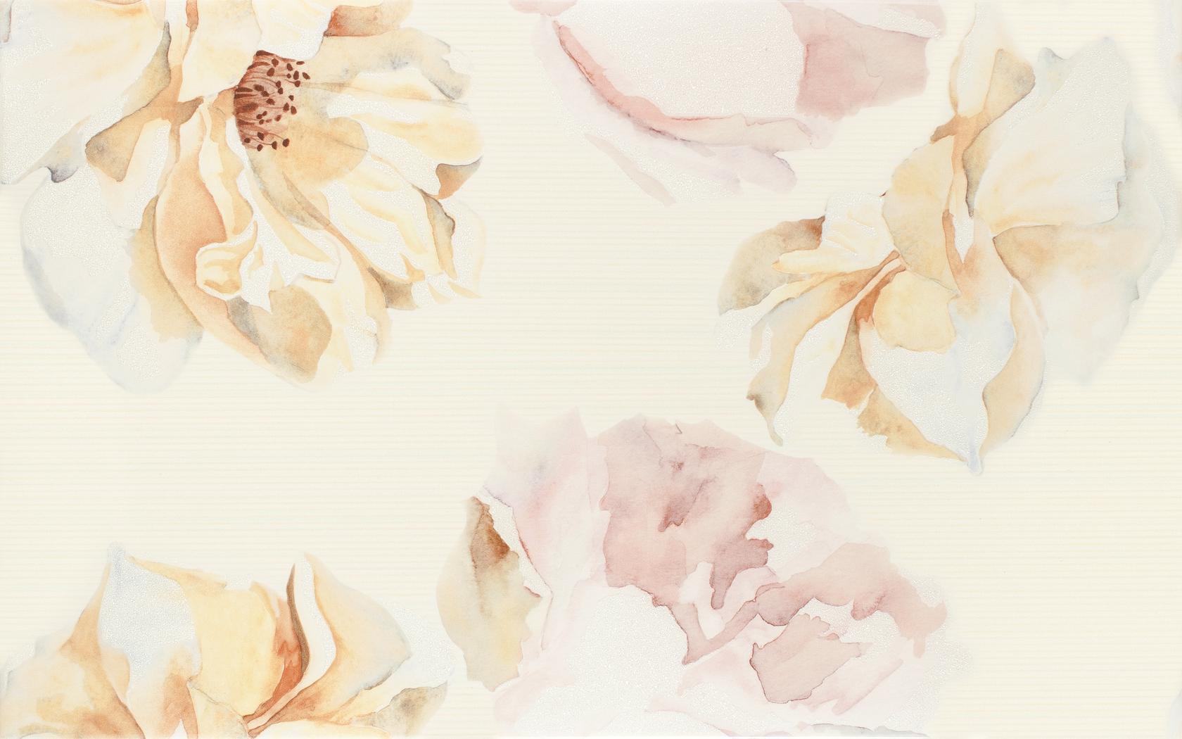 Плитка декор цветок фото