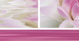 Фриз Нефрит Керамика Фреш Фриз Виолетта 50x7, лиловый