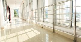 Плитка для офиса, лестницы, коридора, зданий, пола из коллекции Рифей бренда Керамика Будущего