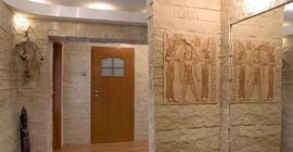 Дизайн прихожей с брендом Stone Mill / Каменная мельница коллекцией Песчаник