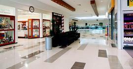 Грес, керамогранит для офиса, дома, коридора, лестницы с рисунком соль-перец бренда Пиастрелла
