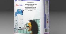 Клеевой состав (клей для длитки) Ёжик, 25 кг бренда Красносельскстройматериалы