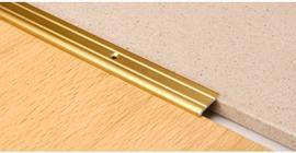 Соединительный порог / порожек бренда Пластал А0 для стыков ламината или линолеума