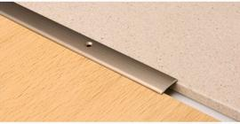 Соединительный порог / порожек бренда Пластал А20 для стыков ламината или линолеума
