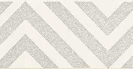 Плитка-декор настенный Tubadzin (Domino) Burano 23.7х7.8