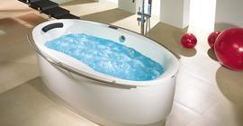 Гидромассажная ванна Sanplast Altus Wow-Ix-Alt/Ex+SP