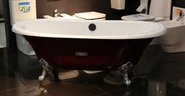 Чугунная ванна Roca NewCast