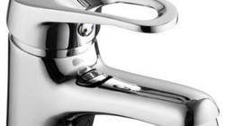 Смеситель для умывальника Armatura Ecokran Azuryt 5512-825-00 с донным клапаном