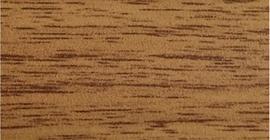 Профиль стыковоперекрывающий алюминевый декорированный Деревенский дуб 90 см А1КД90