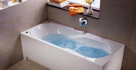 Акриловая ванна Kolo Diuna 180x80