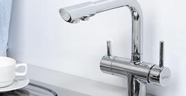 Коллекция смесителей бренда Wasser Kraft