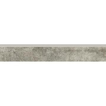 Бордюр Paradyz Surazo 45x7.2, Silver, Cokol