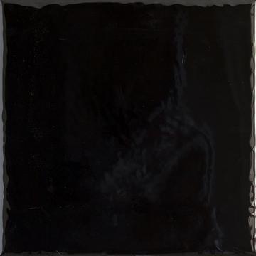 Настенная плитка Paradyz Tamoe 19.8x19.8, Nero, ondulato
