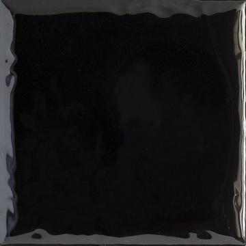 Настенная плитка Paradyz Tamoe 9.8x9.8, Nero, ondulato