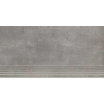 Плитка для ступеней Paradyz Tecniq 59.8x29.8, Silver