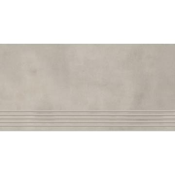 Плитка для ступеней Paradyz Tecniq 59.8x29.8, Grys