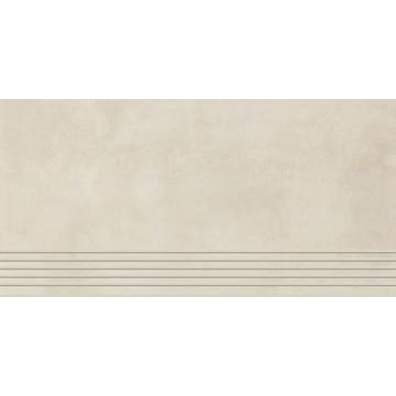 Плитка для ступеней Paradyz Tecniq 59.8x29.8, Bianco