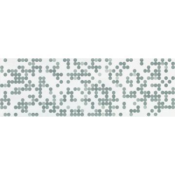 Плитка-декор настенный Ceramika Color Davi Dots 25х75