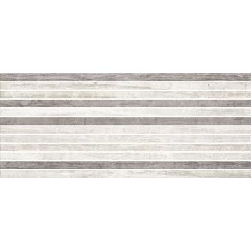 Плитка-декор настенный Ceramika Color Sabuni STRIPES 25х60