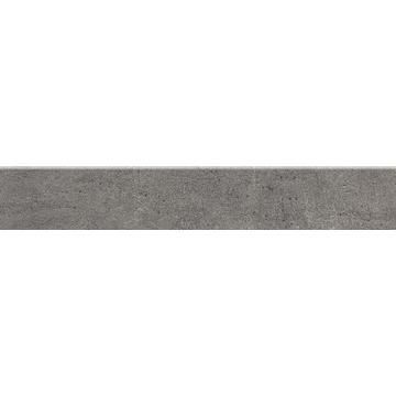 Бордюр Paradyz Taranto 44.8x7.2, Grys, Cokol, полуполированный