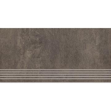 Плитка для ступеней Paradyz Taranto 59.8x29.8, Brown