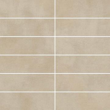 Плитка-мозаика универсальная Paradyz Tecniq 29.8x29.8, Beige, резанная