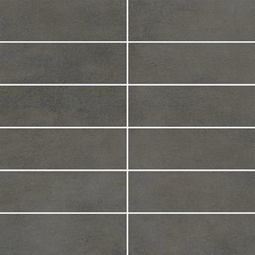 Плитка-мозаика универсальная Paradyz Tecniq 29.8x29.8, Nero, резанная, полуполированная
