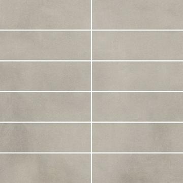 Плитка-мозаика универсальная Paradyz Tecniq 29.8x29.8, Grys, резанная, полуполированная