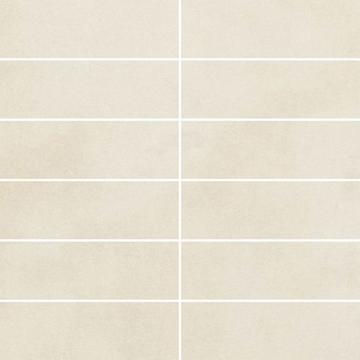 Плитка-мозаика универсальная Paradyz Tecniq 29.8x29.8, Bianco, резанная, полуполированная