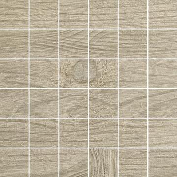 Плитка-мозаика универсальная Paradyz Thorno 29.8x29.8, Brown, резанная