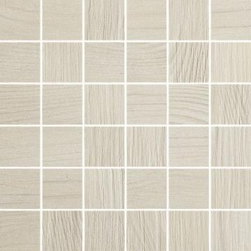 Плитка-мозаика универсальная Paradyz Thorno 29.8x29.8, Bianco, резанная