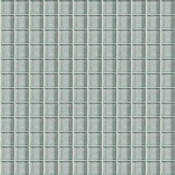 Плитка-мозаика настенная Paradyz 29.8x29.8, Silver Brokat, стеклянная