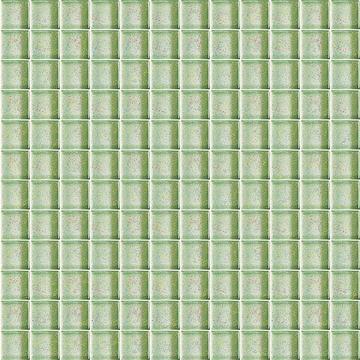 Плитка-мозаика настенная Paradyz 29.8x29.8, Verde Brokat, стеклянная