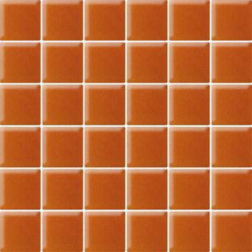 Плитка-мозаика настенная Paradyz 29.8x29.8, Arancione, стеклянная