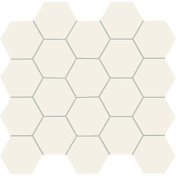 Плитка-мозаика настенная Tubadzin All In White 30.6x28.2, White