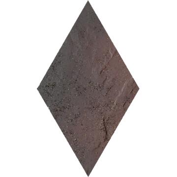 Плитка-декор напольный Paradyz Semir 14.6x25.2, Rosa, Romb