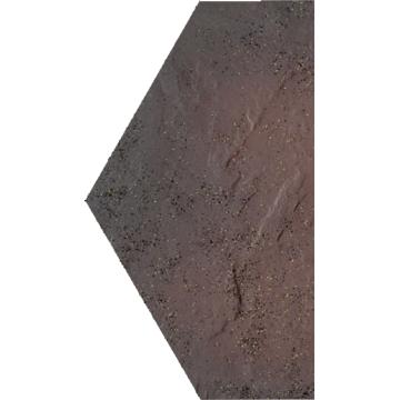 Плитка-декор напольный Paradyz Semir 14.8x26, Rosa, Polowa