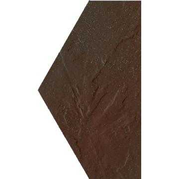 Плитка-декор напольный Paradyz Semir 14.8x26, Brown, Polowa
