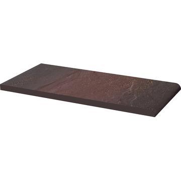 Плитка для ступеней Paradyz Semir 30x14.8, Rosa, Parapet