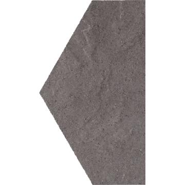 Плитка-декор напольный Paradyz Taurus 14.8x26, Grys, Polova