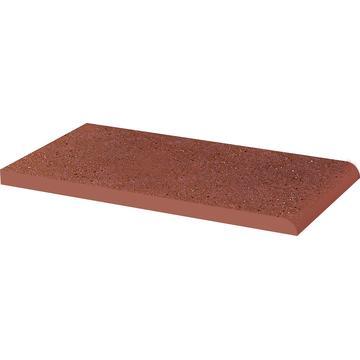 Плитка для ступеней Paradyz Taurus 24.5x13.5, Rosa, Parapet