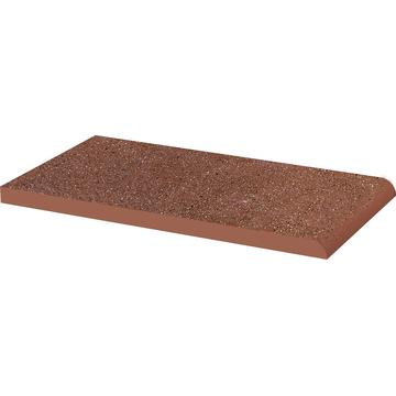 Плитка для ступеней Paradyz Taurus 24.5x13.5, Brown, Parapet