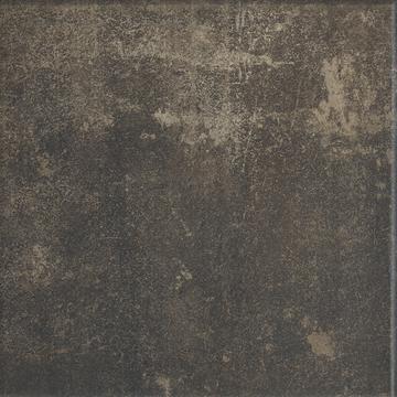 Напольная плитка Paradyz Scandiano 33х33, brown ступень угловая с капиносом