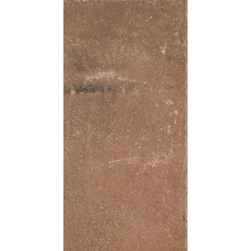 Напольная плитка Paradyz Scandiano 14.8х30, rosso подступень