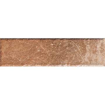 Настенная плитка Paradyz Scandiano 6.6х24.5, rosso