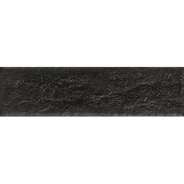 Настенная плитка Paradyz Scandiano 6.6х24.5, nero
