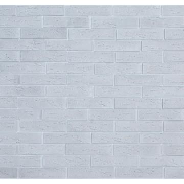 Kаменный млын Stone Mill Кирпич классический настенная 240x50 белый