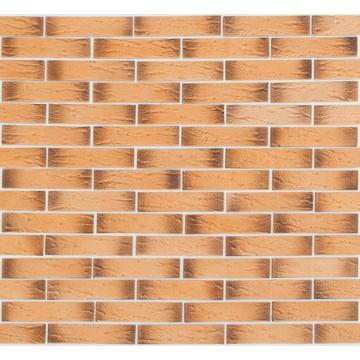 Настенная плитка Kаменный млын Stone Mill Кирпич классический 240x50 оранжевый