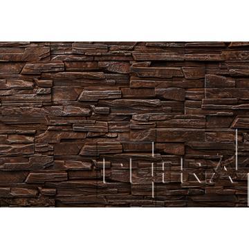 Декоративный Камень Petra Дамаск Настенная 45x9, коричневый