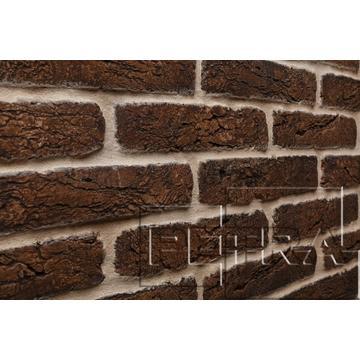 Petra Шумерский кирпич настенная, угол 190,100x65 коричневый